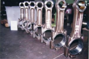 Connecting Rod of Diahatsu ready for dispatch