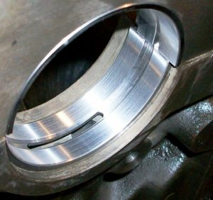 Crankshaft White Metal Bearings
