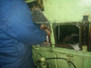 Repair of Engine Block by Metal Surgery Process