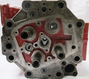 Cylinder Head of Marine Diesel Engine