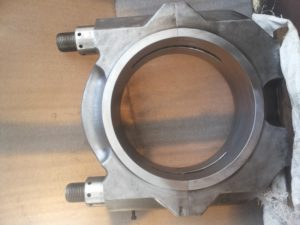 Reconditioned Connecting Rod of Wartsila Engine