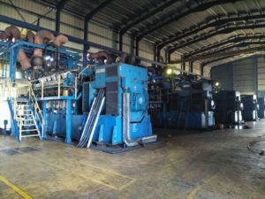 Wartsila Diesel Generating Sets Installed in Plant