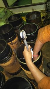 Inspection & Repair of Cylinder Liners