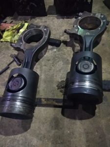 Reconditioning of Connecting Rods