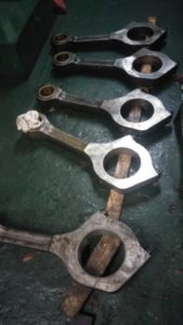 Inspection of Connecting Rods