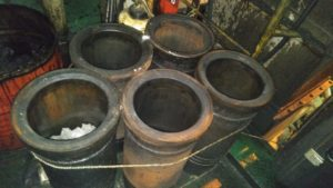 Inspection of Cylinder Liners