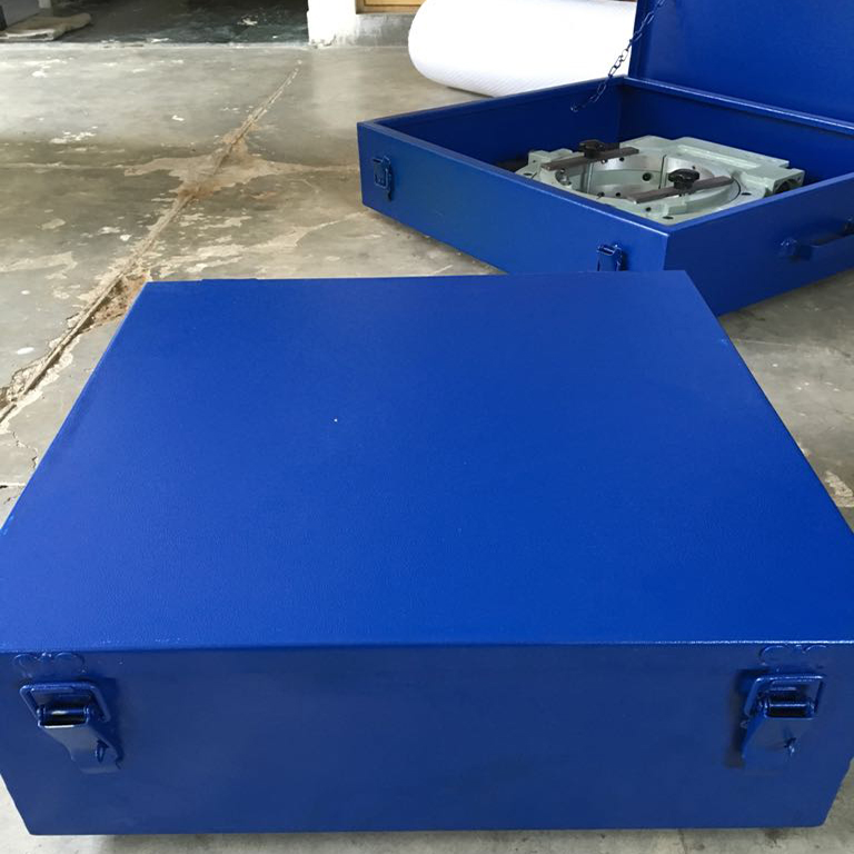 Crankshaft Grinding Machine Packed in Steel Box